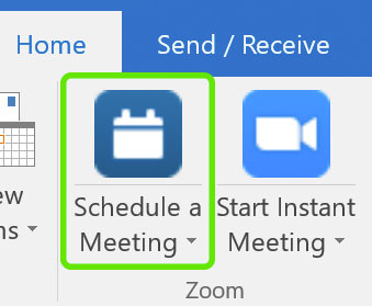 install zoom client for meetings